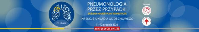 Pneumonologia przez przypadki – konferencja on-line